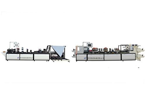 高速OD1200气柱袋生产线